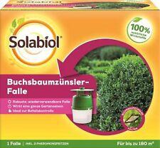 Buchsbaumzünsler-Falle Solabiol Bayer Buxbaumzünslerfalle Pheromonfalle