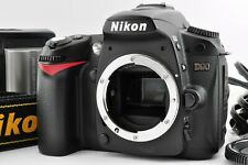 Near Mint Nikon D90 12.3MP Digital SLR Camera Black Body from JAPAN #191221