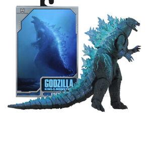 "NECA Godzilla King Of Monsters Ultimate Blast 7"" PVC Action Figure Model Toys AU"