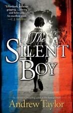 The Silent Boy, Taylor, Andrew, New Book