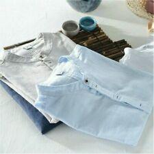 Camicie casual e maglie da uomo polo multicolore con lunghezza della manica manica corta