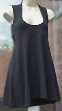 PINK Boutique Cut-Out Back BLACK Stretch MINI DRESS Size SMALL Sleeveless