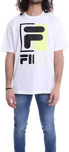 Fila 687475 T-Shirt Uomo - 687475 TEE M67 SAKU