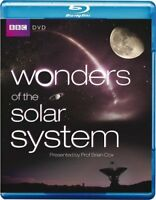 Wonders of the Solar System [Blu-ray] [Region Free] [DVD][Region 2]