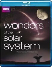 Wonders of the Solar System [Bluray] [Region Free] [DVD][Region 2]