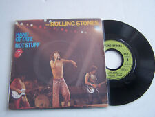 SP 2 TITRES VINYLE 45 T , THE ROLLING STONES , HAND OF FATE  . VG  / VG +