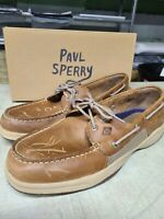 New w/ Scratches  Sperry Men's Intrepid 2 Leather Top Sider Boat Shoes Pick Size