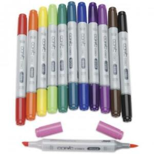 Copic Ciao Markers Set 12 BRAND NEW