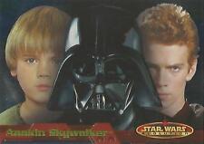 Star Wars Evolution - P4 'Anakin Skywalker' San Diego Comic Con Promo Card