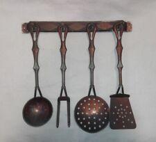 Set da cucina in rame cm 24x24 Antikidea