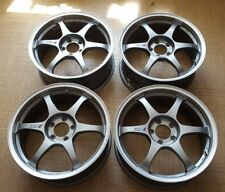 "GENUINE JDM SSR Forged Type C 18"" Wheels  18x7.5/ 18x8 5x114.3"
