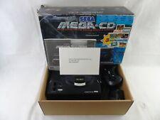 Sega Mega CD 1 Console Boxed + Mega Drive Console + Controller Bundle