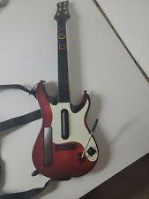OFFICIAL Guitar Hero 5 GUITAR Wireless Controller for NINTENDO WII rock band 3 2