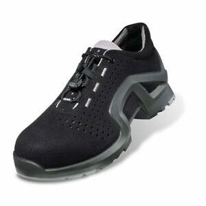 Uvex 1 Black Laced Trainer S1 SRC