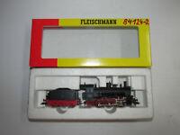 Fleischmann 4124 Dampflokomotive der DR mit BN 53 7752 in anderer OVP Spur H0