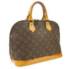 LOUIS VUITTON ALMA HAND BAG PURSE MONOGRAM VINTAGE cr M51130 VI0927 A50960