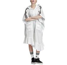Adidas Originals X J Koo Mujer Grande Trébol Poncho Lluvia Abrigo Capa Chaqueta
