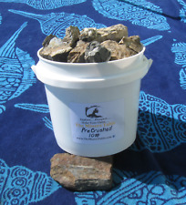 PreCrushed Ore! 10 LB Lode Quartz Gold & Silver! Mining Home Crushing! Panning!