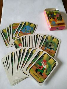 Willo the Wisp Picture Card Game, 1980's, Complete