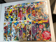 X-Force (1991) #1-50 + Annual #1-3 (VF/NM) Complete Starter Set Deadpool Domino