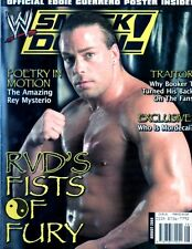 WWE Smackdown Magazine August 2004 Rob Van Dam On Cover Wrestling