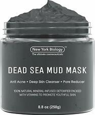 Dead Sea Mud Mask for Face and Body - All Natural 250g