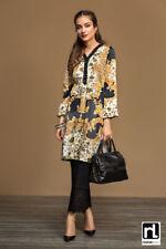 Nishat Pakistani Brand Digital Shirt/Kurta/Kurta Limelight Khaadi Size 12