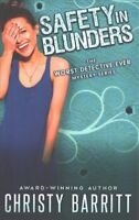 Safety in Blunders, Paperback by Barritt, Christy, Brand New, Free shipping i...