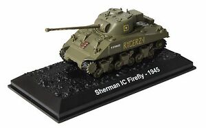 Sherman IC Firefly -1945 diecast 1:72 model (Amercom BG-10)