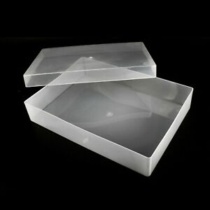 48 x Plastic Boxes for Stationery A4 SHEET STORAGE 1 REAM