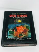 Star Raiders (Atari 2600) Contacts Cleaned, Tested And Working