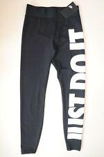 NIKE SPORTSWEAR LEG-A-SEE JDI GRAPHIC PRINT LEGGINGS BLACK WHITE CN6890-010 XS S