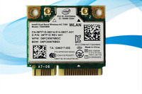 Intel 7260 AC 7260HMW 867 Mbit / s 5G Wireless Wifi Mini-PCI-E-Karte 4.0 BT B5R6