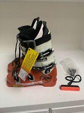 2011 Rossignol Radical World Cup Mondo ZB Solar Siz 25,5 Ski Boots Women 8.5