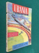 URANIA RIVISTA n.11 (1953) Fantascienza TRANSAEREO ATOMICO SIMAK BRADBURY LEIBER