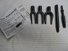 Craftsman Automotive Pickle Fork, USA Set, Black Oxide Steel, 5 pcs - PN 30308