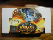 World of Warcraft TCG: Heroes of Azeroth Complete Card Set (All 361 Cards)