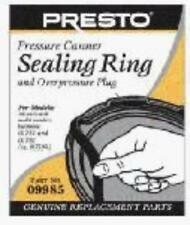 Presto 09985 Pressure Canner Sealing Ring And Overpressure
