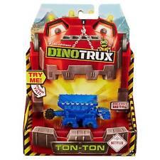 Dinotrux Diecast Metal Vehicle Ton-ton Mattel Dreamworks Tonton