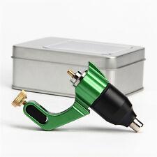 Professional Alloy Rotary Tattoo Machine Gun Motor Machine Shader Liner Green