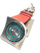 orologio PAUL SMITH YP1010 09W big size in acciaio cm 36,5 x 38,5