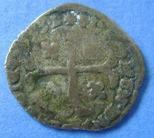 France - Frankrijk Douzain 1593 Henri IV(1589-1610). Duplessy 1247.