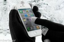 Handschuhe Touch Screen Kapazitive Schwarze IPHONE IPAD Galaxy Tablet Display