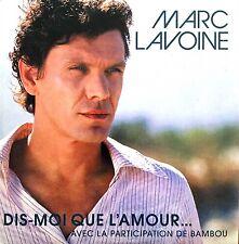Marc Lavoine CD Single Dis-Moi Que L'Amour - France (EX/EX+)