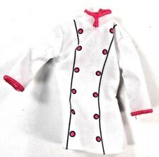 Barbie Doll Clothes Unbranded I Can Be a Chef/Baker Career Top Fashion