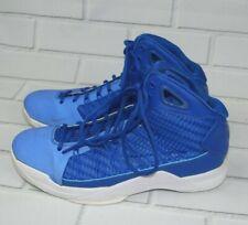 Nike US 11 Royal Blue Hyperdunk Lux Performance Basketball Shoes 818137400