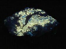 Fluorescent Norbergite & Diopside, Franklin, NJ