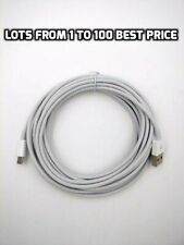 1-10 Lot 20FT OEM Micro USB Charger Charging Cable Cord Samsung Phone Nest Cam