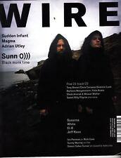 The Wire Magazine UK #302 April 2009 Sunn o))) Magma Nick Cave Cassettes