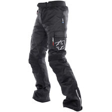 Oxford Siren Ladies Textile Waterproof Motorcycle Pants Jeans - Regular Leg